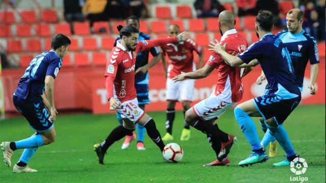 Importante victoria del Nàstic ante el Albacete