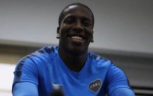 Jan Hurtado llega con sueños e ilusiones a Boca Juniors