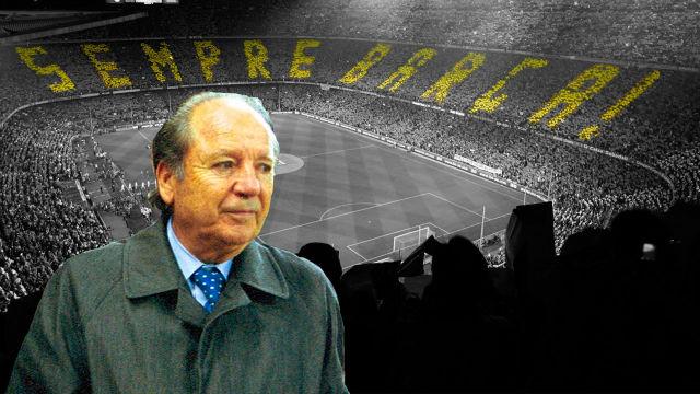 Josep Lluís Núñez fallece a los 87 años de edad