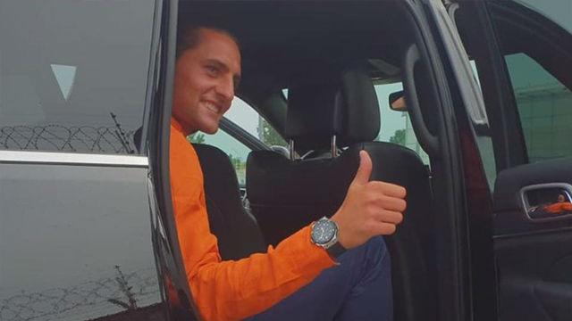La Juve ha hecho oficial la llegada de Rabiot para firmar por el club bianconnero
