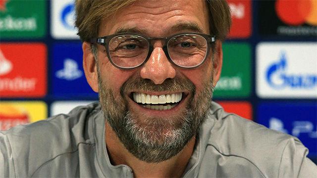 Klopp vuelve a recordar la victoria sobre el Barcelona