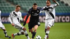 Kovacic, otro ilustre sacrificado por Zidane