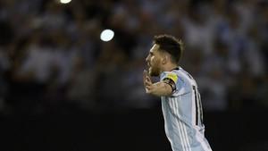 Leo Messi es el líder y capitán de la selección argentina