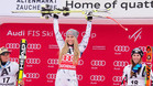 Lindsey Vonn ganó en Andorra