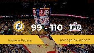 Los Angeles Clippers se queda con la victoria frente a Indiana Pacers por 99-110