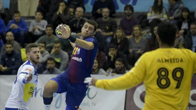 Barça-Guadalajara, en las semifinales de la Asobal