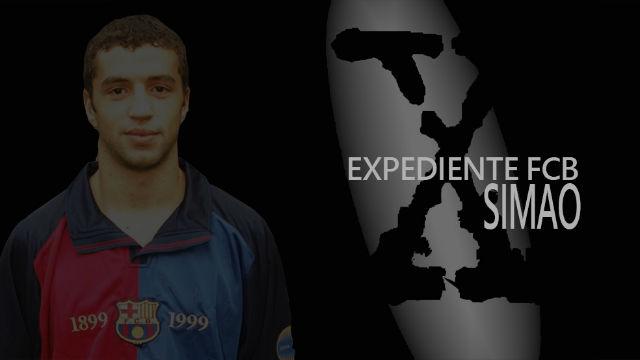 Los Expediente X del Barça: Simao Sabrosa