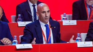 Luis Rubiales ha sido reelegido presidente de la RFEF