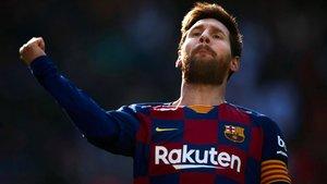 Messi jugará su primer partido en San Paolo