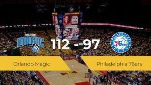 Orlando Magic vence a Philadelphia 76ers (112-97)