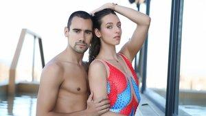 Pau Ribes y Emma García