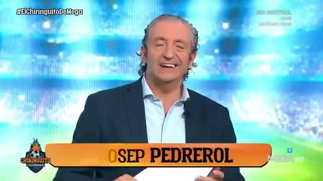 Pedrerol se ilusiona con el Barça: Este equipo sí asusta al Madrid