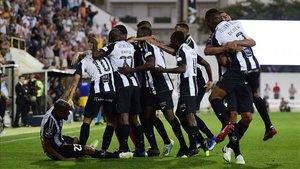 El Portimonense será uno de los equipos en la jornada inaugural