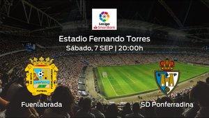 Previa del encuentro: el CF Fuenlabrada recibe en su feudo a la SD Ponferradina