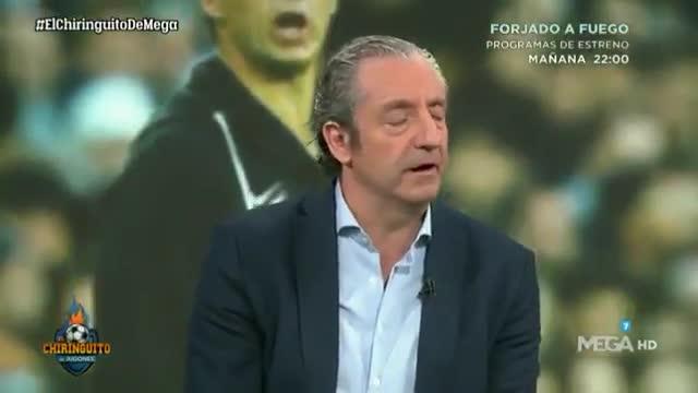 Rafa Guerrero denuncia presiones del Real Madrid hacia los árbitros