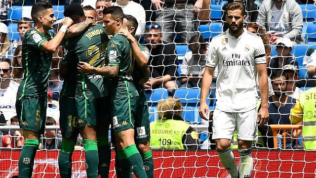 El Real Madrid se despide con derrota de una Liga para olvidar