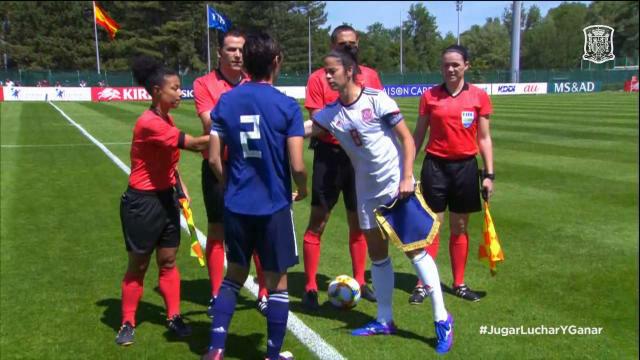 La selección empata ante Japón en el último amistoso antes del Mundial