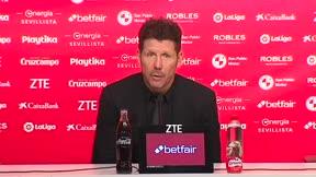 Simeone: Con más precisión de Griezmann nos habríamos llevado el partido