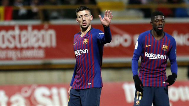 El tremendo elogio de Lenglet a Leo Messi