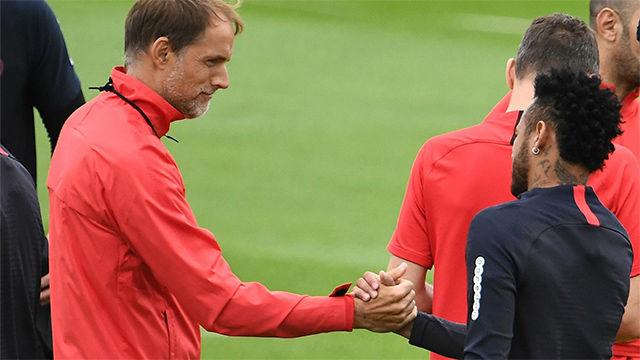 Tuchel: Neymar tiene tres años de contrato y nada ha cambiado