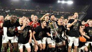 El Valencia fue el último campéon de la Copa