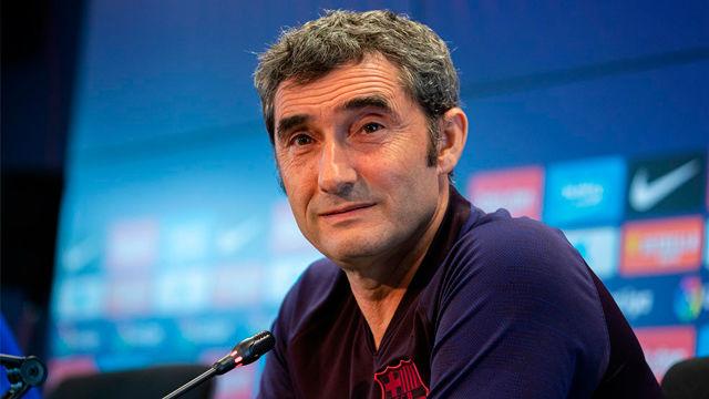 Valverde confirmó que Messi no estará ante Osasuna