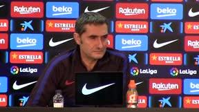 Valverde habló de lo que supone un derbi ante el Espanyol