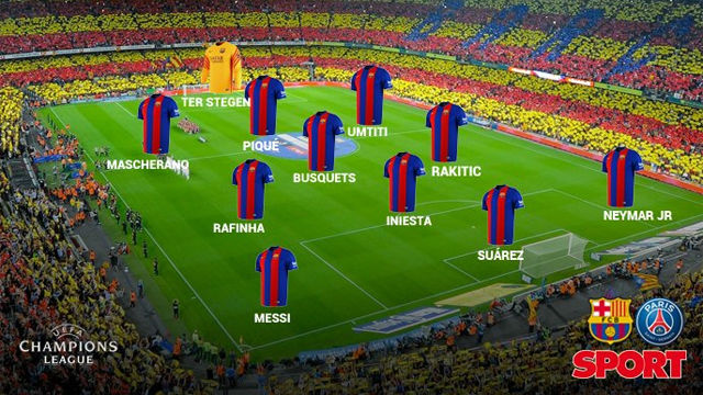 neymar champions league 2016