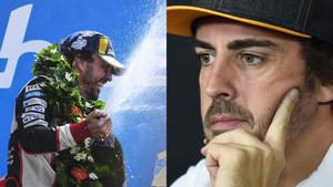 Las dos caras de Alonso se reflejan en su presencia en el WEC y en la F1