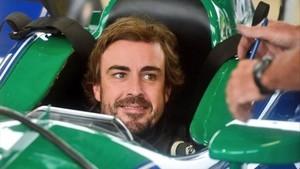 Fernando Alonso madura su salto a la Indy Car y ya ha realizado pruebas