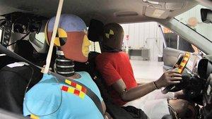 Hyundai desarrolla un sistema de airbag diseñado para mejorar la seguridad de accidentes con colisiones múltiples.
