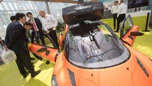 El coche volador, el PAL-V.