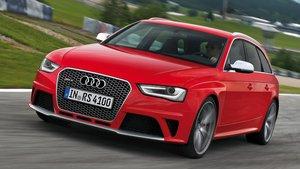 Audi RS 4 Avant de 2013.