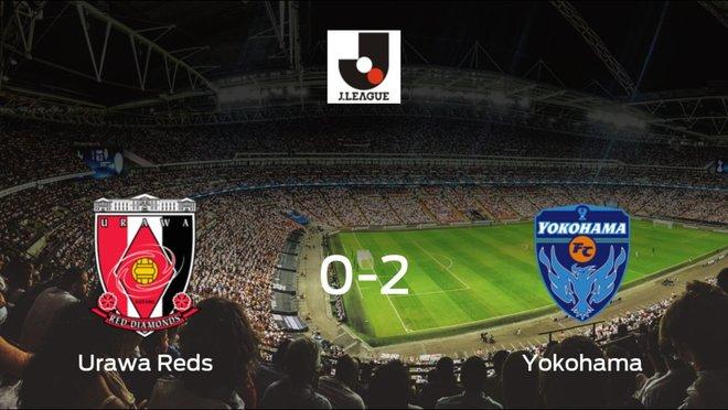 El Yokohama se lleva los tres puntos frente al Urawa Reds (0-2)
