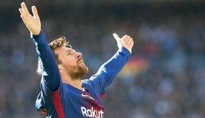 2017 - Leo Messi