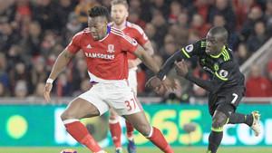 Adama Traoré está cerca del Chelsea