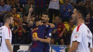 Adolfo y Esquerdinha renovarán en breve con el Barça Lassa