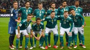 La Alemania de Ter Stegen sigue gobernando el ránking mundial de selecciones