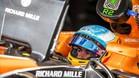 Alonso ha vivido otro Gran Premio para olvidar por los problemas en su McLaren