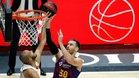 Barça y Baskonia protagonizaron la pasada final de la Liga Endesa