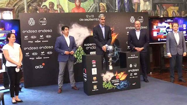 El Barça se medirá al Baskonia en las semifinales de la Supercopa Endesa