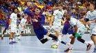 El Barça regresa a la Liga Asobal donde suma sus partidos por victorias