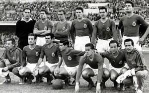 El FC Barcelona se proclamó campeón de la primera edición de la Copa de Ferias en 1958