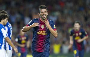 FC Barcelona, 5 - Real Sociedad, 1