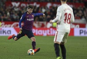 9f563aee427ba El Barcelona volverá a disputar un partido de liga tras perder en Copa del  Rey contra