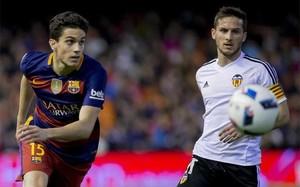 Bartra no se ve, por ahora, lejos de Can Barça