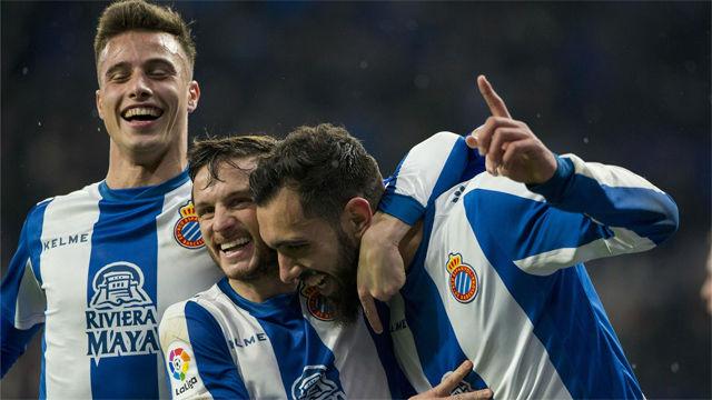 Borja Iglesias clasifica al Espanyol para cuartos