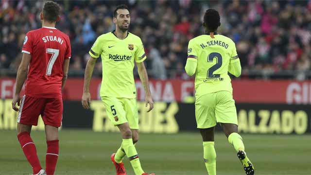 Busquets se perderá el partido ante el Valencia tras ver la quinta amarilla