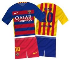 Cambio radical en la camiseta del Barça