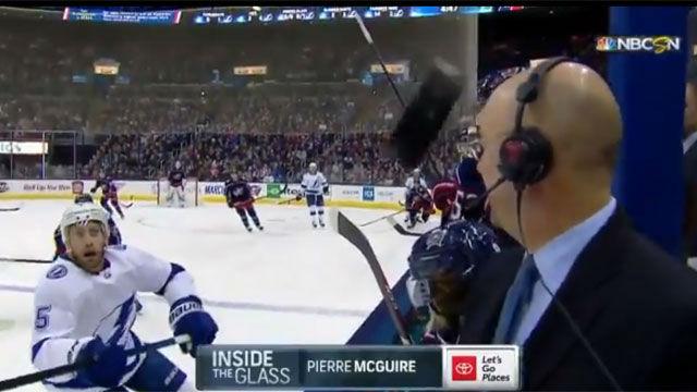 Cuando la vida te da una segunda oportunidad: este narrador de hockey estuvo muy cerca de una tragedia